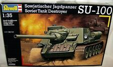 revell AG 1/35 SOVIET SU-100 TANK DESTROYER BATTLE TANK