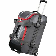 """High Sierra AT3.5 26"""" Wheeled Upright Duffel Bag / Travel Backpack Duffel - New"""