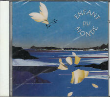 CD ALBUM ENFANT DU MONDE / BOYSCHOIR / 1998 / NEUF, SCELLE - MINT, SEALED
