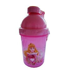 ZAK DISNEY PRINCESS  PUSH BUTTON CANTEEN  BPA FREE
