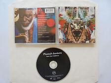 PHAROAH SANDERS - SAVE OUR CHILDREN  /  VERVE records von 1998