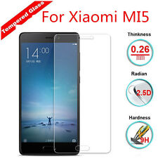 9H+ Tempered Glass Protective Screen Film Protector For Xiaomi 5 Mi5 w87