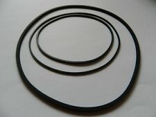 Vierkant Riemen Set Philips N4506 Rubber drive belt kit