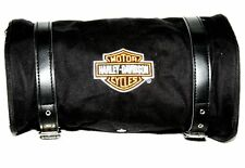 Harley Davidson Motorcycle Travel Pack Accessories Storage Bag Flashlight Tools