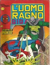 UOMO RAGNO GIGANTE N.31 SERIE CRONOLOGICA ED. CORNO