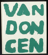 Van Dongen, catalogue Monaco Montréal Hazan 2008 NM