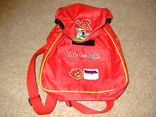 Childs Manchester United backpack