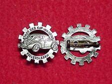 German WWII Volkswagen Factory Pin