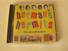 "HERMAN'S HERMITS ""THE EP COLLECTION"" CD SEE FOR MILES 1990"