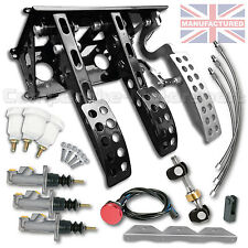Universal Top Mounted Hydraulic Pedal Box Kit – Sportline 3-Pedal CMB6667-HYD-KI