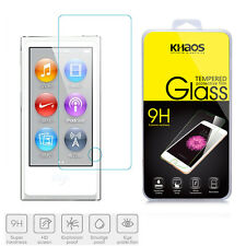 KS Premium Tempered Glass Screen Protector For Apple iPod Nano 7 7th Generation