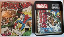 Amazing Spider-Man Spiderman Slimfold Wallet Collector Tin Marvel Comics  0003
