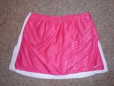NIKE Bright Pink Athletic TENNIS SKIRT Golf Gym Shorts Size Women's XS Cute!