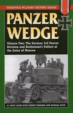 Stackpole Military History: Panzer Wedge : The German 3rd Panzer Division and...