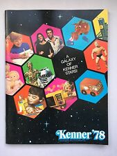 Kenner 1978 Toy Fair Catalog - Star Wars, Six Million Dollar Man, Bionic Woman
