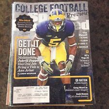 August 15 2016 Jabrill Peppers Michigan College Football Sports Illustrated NCAA