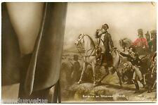 CARTE CONSTITUTIVE D'UN PUZZLE.NAPOLEON . Bataille de Wagram. 1809