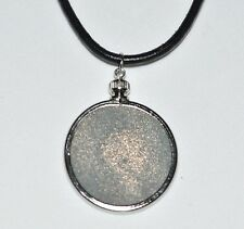 Marcus Aurelius Roman Emperor & Philosopher Authentic Coin Leather Necklace