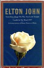 ELTON JOHN - Something About.. / Candle in The Wind ** Cassette Single (1997)
