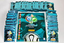 Panini WC WM Germany 2006 06 – 300 TÜTEN PACKETS BUSTINE SOBRES + ALBUM, MINT!