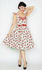 NWOT Bernie Dexter Antonella Dress in Cherry Print-Size 3x