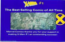 Jim Lee & Scott Williams X-Men # 1 Hologram (USA, 1992)