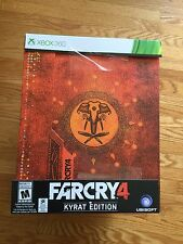 Far Cry 4 Kyrat Edition *Collector's Package* (XBOX 360)  NEW
