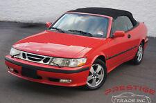 Saab: 9-3 2dr Conv SE