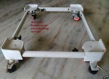 Modular Adujustable Non-Viberate Trolley Stand For ALL Washing Machine & Fridge