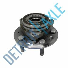 New REAR Wheel Hub and Bearing Assembly Allure LaCrosse Regal 9-5 XTS AWD ABS