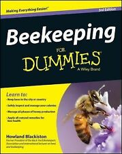Beekeeping for Dummies by Howland Blackiston (2015, Paperback)