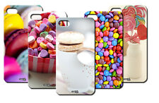 CUSTODIA COVER CASE BISCOTTI MACARONS COOKIE PER iPHONE 5C