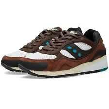 Saucony x West NYC Shadow 6000 Fresh Water 70227-1 - Brown / White - Size 11