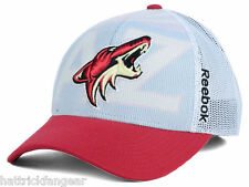 REEBOK NX28Z NHL TEAM SECOND DRAFT MESHBACK HOCKEY HAT/CAP - ARIZONA COYOTES