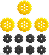 Lego SPROCKETS Kit (technic,mindstorms,wheel,tank,robot,tracks,ev3,treads,link)