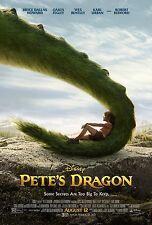 PETE'S DRAGON ELLIOT IL DRAGO INVISIBILE MANIFESTO POSTER WALT DISNEY