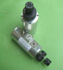 Used Good JFW 0-30dB DC-2.4GHz 50DR-055 SMA Variable Step Attenuator #VHE1