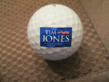 LOGO GOLF BALL-TIM JONES.....SPEAKER OF THE HOUSE....GOVERNMENT....