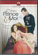 DVD ZONE 2--LE PRINCE & MOI--STILES/MILLER/MABLY/COOLIDGE