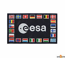PATCH TOPPA ESA EUROPEAN SPACE AGENCY 2015 NASA RICAMO TERMOADESIVA cm 13 x 8