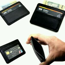 Hot slim Credit Card ID Card Holder case bag Wallet Holder money