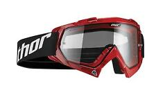 Thor Youth Enemy Goggle - Red