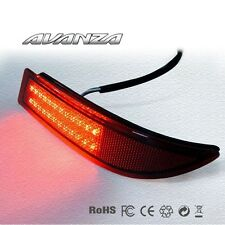 Rear bumper reflector with LED Brake lamp for Toyota AVANZA 2012-2015
