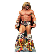 ULTIMATE WARRIOR WWE Wrestling Lifesize CARDBOARD CUTOUT Standup Standee Poster