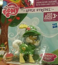 LATEST NEW My Little Pony magic Collection Apple Strudel story pack