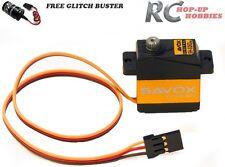 Savox SH-0263MG Digital Super Torque Micro Servo FREE Glitch Buster