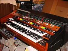 Yamaha E70 Organ Modified into 2 CS80 Type Synths