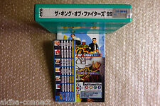 The King of Fighters 99 KOF + Original Flyers Neo Geo MVS SNK Japan