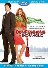 Confessions of a Shopaholic  DVD Blu-ray John Goodman, Hugh Dancy