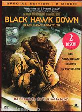 Black Hawk down. Black Hawk abbattuto (Ridley Scott 2002) ES 2 DVD
